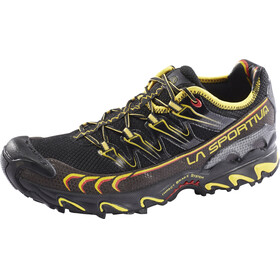 La Sportiva M's Ultra Raptor Shoes Black/Yellow